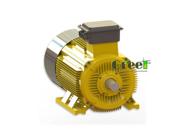 Synchronous Permanent Wind Power Alternator Low Rpm High Efficiency